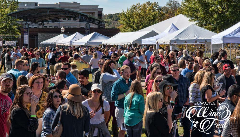 The Suwanee Wine Fest Ambassador Program