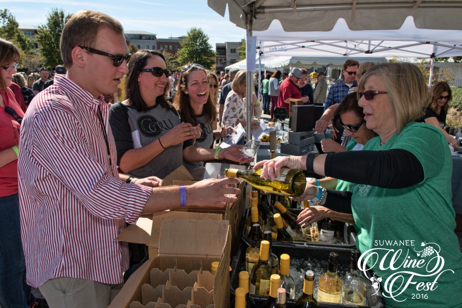 Discounted hotel rate for Suwanee Wine Fest attendees