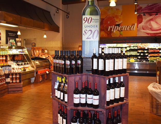 The Fresh Market Experience at Suwanee Wine Fest